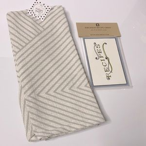 Simply Whimsical Tea Towels & recipe cards new